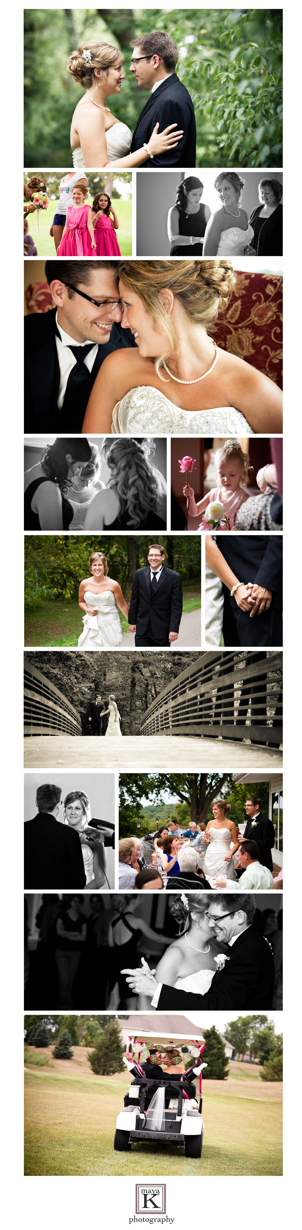J+n_wedding-portrait-collage